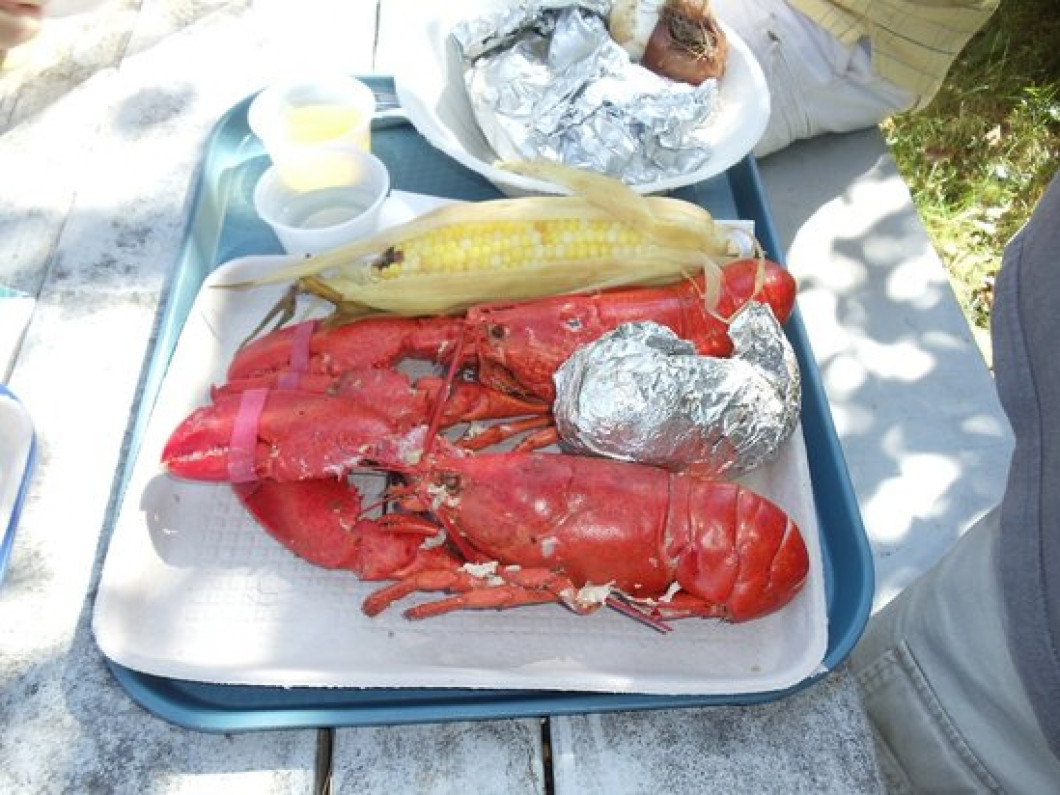 Cabbage Island Clambake (Boothbay Harbor, ME)