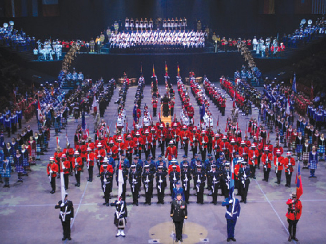 Royal Nova Scotia International Tattoo Music Festival