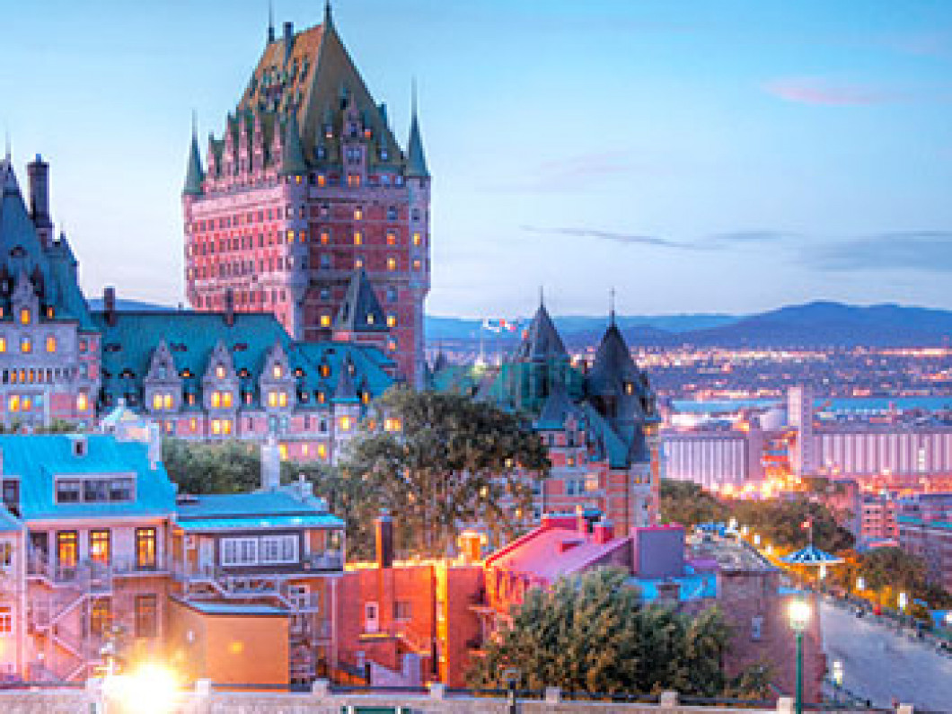 Quebec Winter Carnival, Quebec City, QC