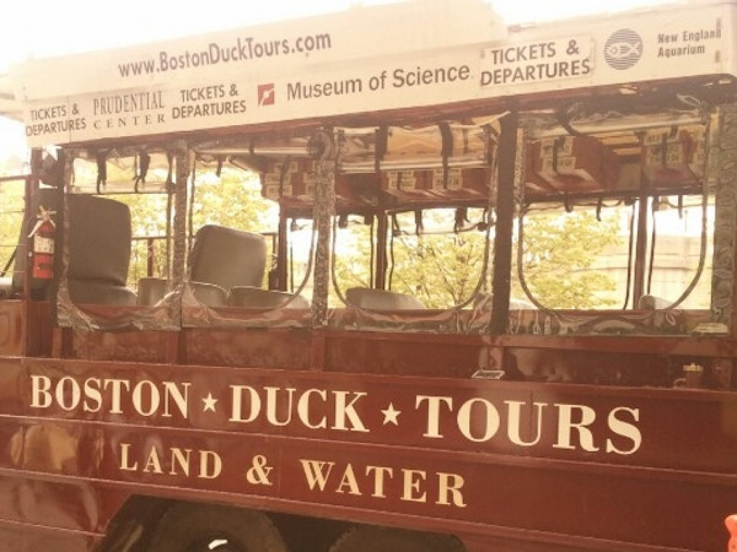The Museum of Science & Boston Duck Tour