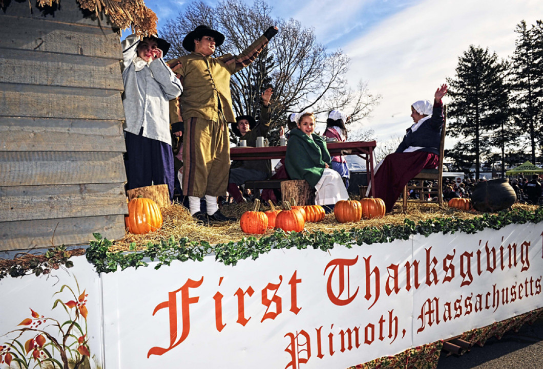 America's Hometown Thanksgiving Day Celebration