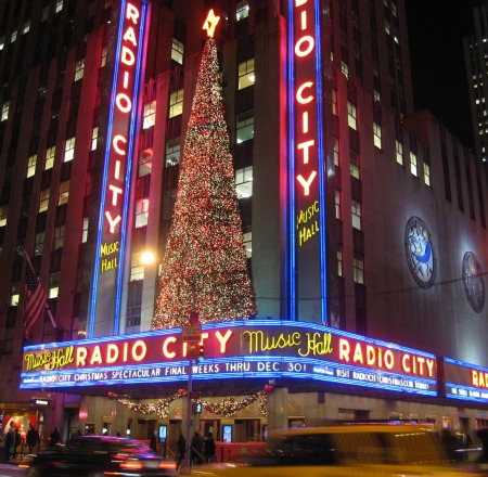 New York Christmas Spectacular 12.14 |