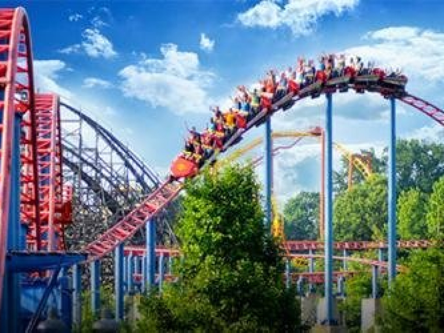 Six Flags New England (Agawam, MA)