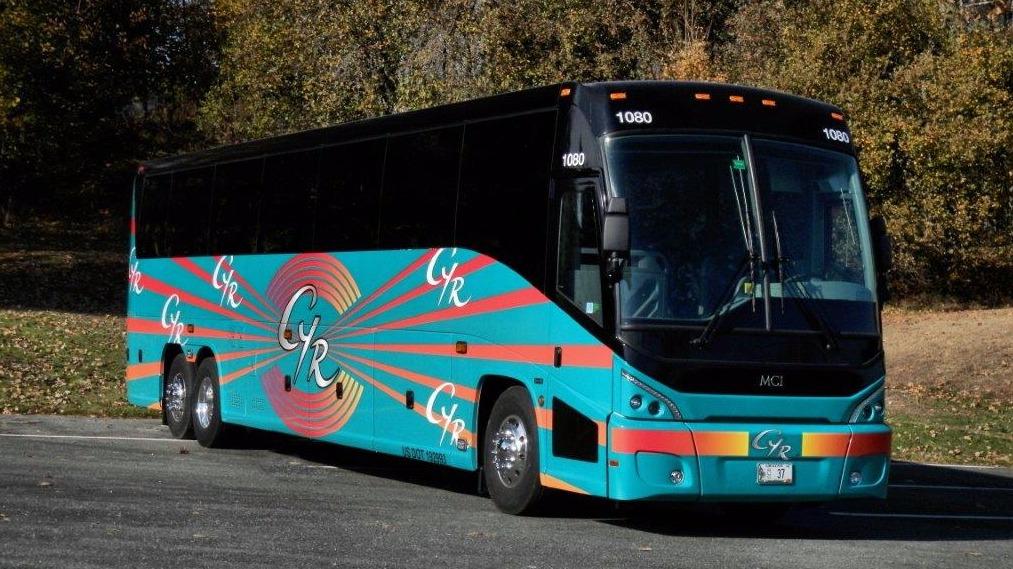 Cyr Bus Lines Tours